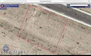 MLS 5256673 0  MARIPOSA HEIGHTS -- Lot 28, Wickenburg, AZ Wickenburg AZ