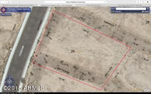 MLS 5256709 0  MARIPOSA HEIGHTS -- Lot 26, Wickenburg, AZ Wickenburg AZ