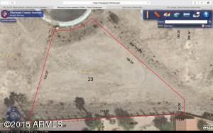 MLS 5256740 0  MARIPOSA HEIGHTS -- Lot 23, Wickenburg, AZ Wickenburg AZ
